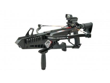 Kuše Beast Hunter Cobra R9 Deluxe 90lbs black