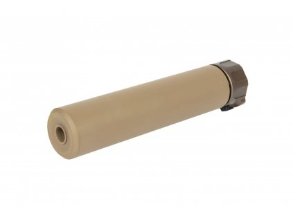 Tlumič SOCOM QD 556 plus Flash Hider (-14mm), pískový