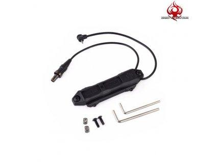 Dual Switch - taktický tlakový spínač pro svítilnu a PEQ