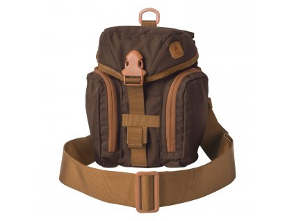 Taška přes rameno ESSENTIAL KITBAG® EARTH BROWN/CLAY