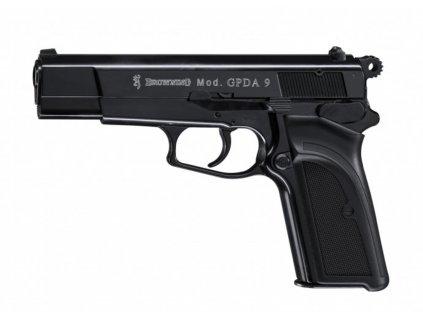 Plynová pistole Umarex Browning GPDA9 černá cal.9mm