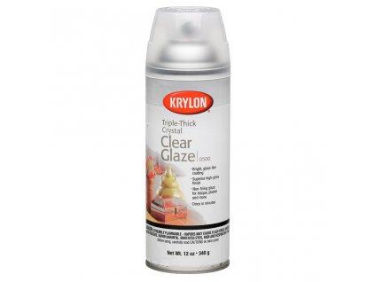 Barva KRYLON ve spreji TRIPLE THICK CLEAR GLAZE