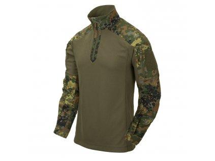 Košile taktická MCDU NYCO rip-stop FLECKTARN