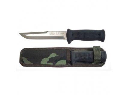 Nůž s pev. čepelí UTON NG-1 NEREZ s pouzdrem vz.95 les  + Voucher na další nákup