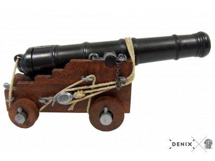 denix Naval cannon England 18th C
