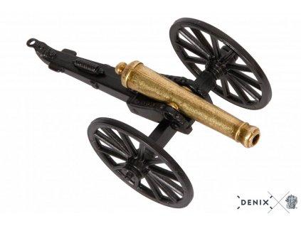 denix Civil War cannon USA 1857