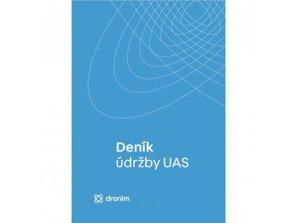 Deník údržby UAS