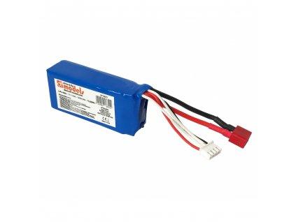LiPo baterie 3S - 11,1 Volt - 1200mAh do 3650 AVANTI BL  + Voucher na další nákup