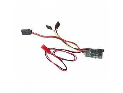 Multi-Switch modul pro ovládání např. převodovky nebo navijáku