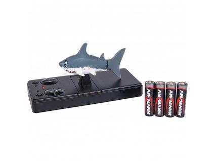 RC Sharky, dálkově ovládaný žralok, RTR  + Voucher na další nákup
