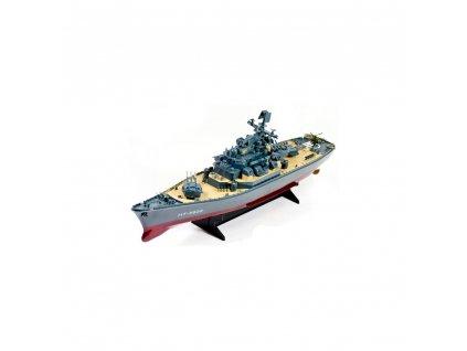 USS MISSOURI bitevní loď 1:250 RTR 2,4Ghz  + Voucher na další nákup