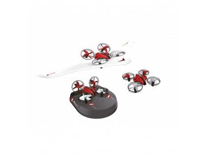 Air Genius All-in-one, dron, kluzák a vznášedlo v jednom, gyro, headless, RTF  + Voucher na další nákup