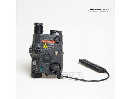AN/PEQ15 LAB LA5-A - IR LED svítilna plus IR laser, černý
