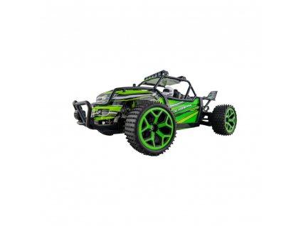 Siva Extreme GraSS 1:18 4WD 2.4 GHz RTR, zelená