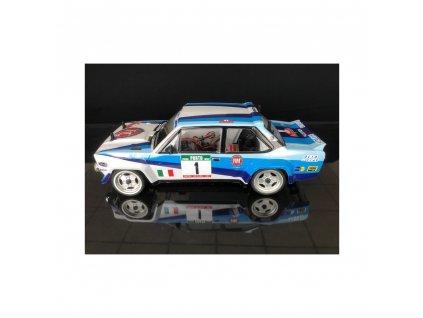 Fiat 131 Abarath Rally WRC RTR, 1:10, 4WD, 2.4 GHZ