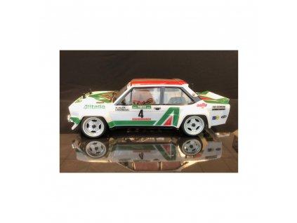 Fiat 131 Abarath ALITALIA RTR, 1:10, 4WD, 2.4 GHZ