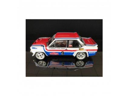 Fiat 131 Abarath Fiat FRANCE RTR, 1:10, 4WD, 2.4 GHZ