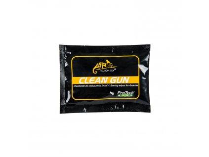Ubrousky čistící CLEAN GUN na zbraně