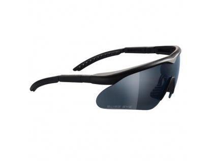 Brýle SWISS EYE® RAPTOR sada 3 skla ČERNÉ