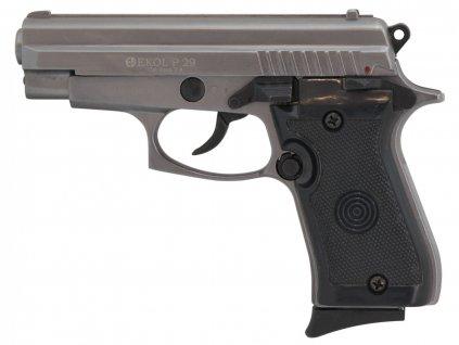 Plynová pistole Ekol P29 titan cal.9mm