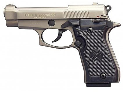 Plynová pistole Ekol Special 99 titan cal.9mm