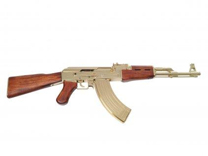 pol pl Denix 1086 L replika AK 47 zlota 8600 3