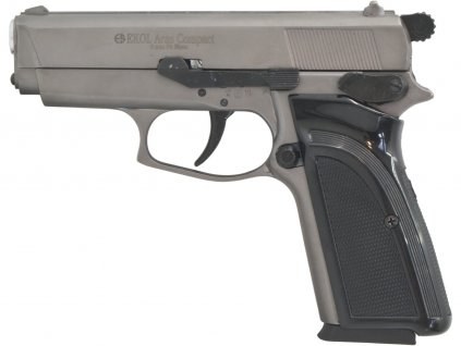 Plynová pistole Ekol Aras Compact titan cal.9mm