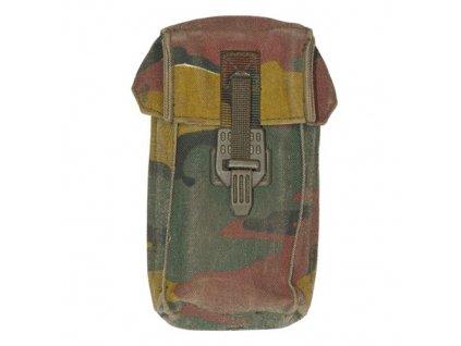 Sumka na zásobník maskovaná použitá BELGIE TARN Jigsaw
