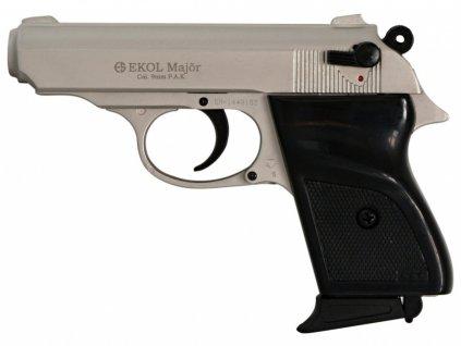 Plynová pistole Ekol Major satén cal.9mm