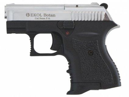 Plynová pistole Ekol Botan chrom cal.9mm