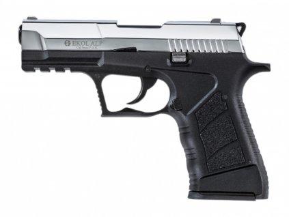 Plynová pistole Ekol Alp chrom cal.9mm