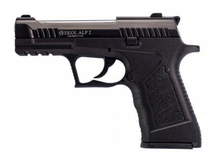 Plynová pistole Ekol Alp 2 černá cal.9mm