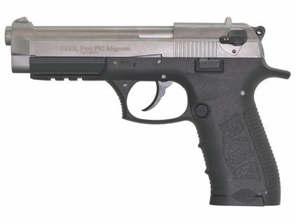 Plynová pistole Ekol Firat Magnum P92 titan cal.9mm