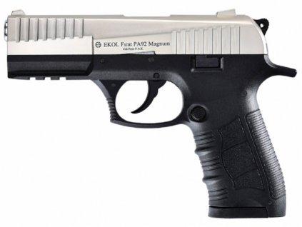 Plynová pistole Ekol Firat Magnum PA92 satén cal.9mm