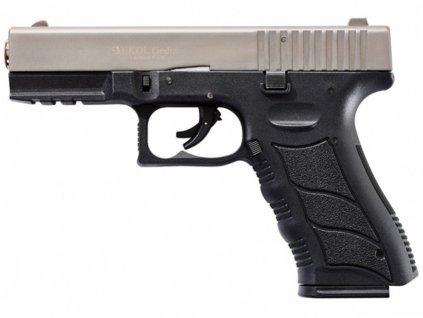 Plynová pistole Ekol Gediz titan cal.9mm