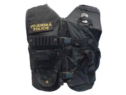 Vesta zásahová SLAŇOVACÍ POLICIE použitá