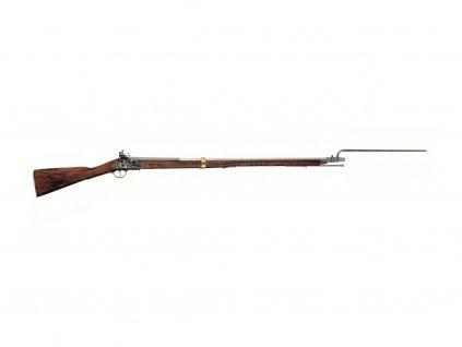Mušketa Brown Bes - Anglie 1722