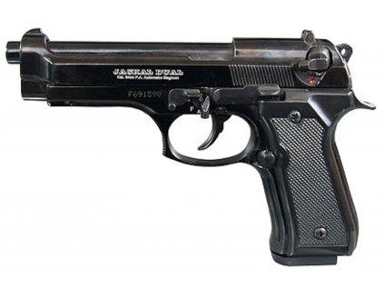 Plynová pistole Ekol Jackal Dual černá cal.9mm