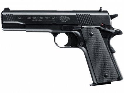 Vzduchová pistole Umarex Colt Government 1911 černý 4,5mm