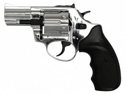 """Plynový revolver Ekol Viper 2,5"""" chrom cal.9mm"""