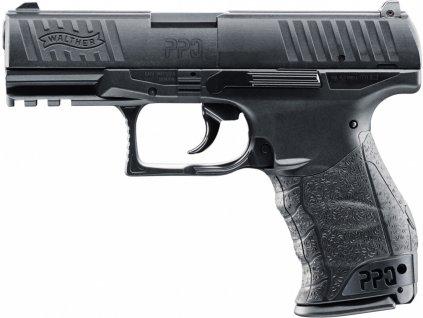 Vzduchová pistole Walther PPQ černá