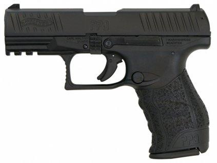 Plynová pistole Umarex Walther PPQ M2 černá cal.9mm