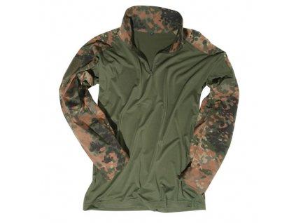 Košile taktická s límečkem FLECKTARN