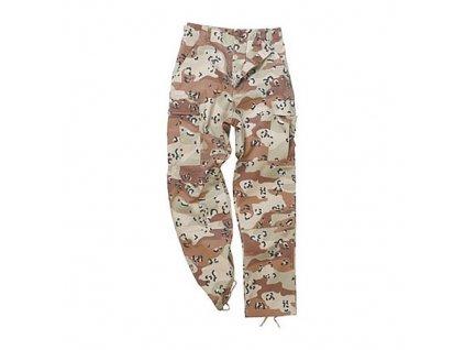Kalhoty US BDU POLY polní 6-COL DESERT