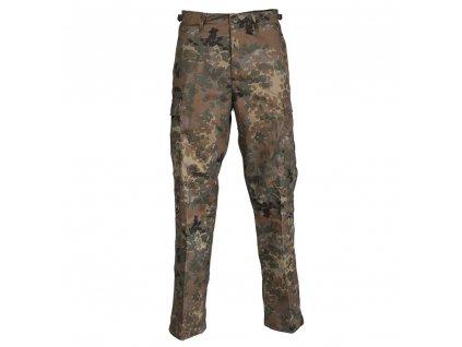 Kalhoty US BDU typ RANGER FLECKTARN