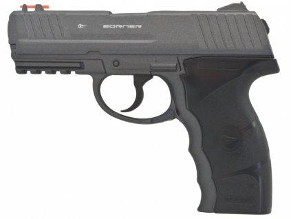 Vzduchová pistole Borner W3000M