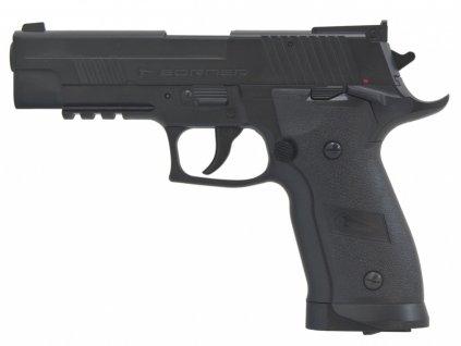 Vzduchová pistole Borner Z122