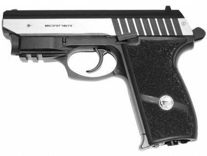Vzduchová pistole Borner Panther 801