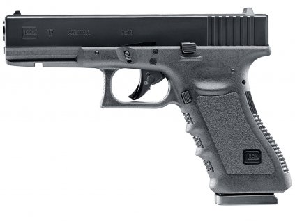 Vzduchová pistole Glock 17 BlowBack