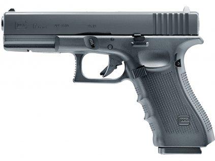 Vzduchová pistole Glock 17 Gen4 BlowBack
